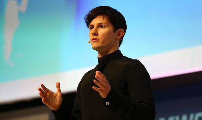 Основатель Telegram заявил о рекордном росте числа пользователей