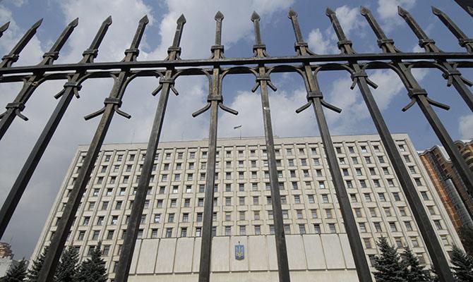 ЦИК считает, что выборы на подконтрольной части Донбасса пока невозможны