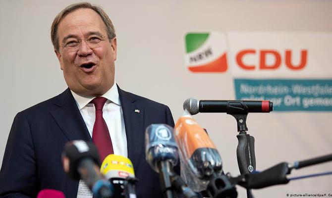 В ФРГ выбрали нового главу правящего Христианско-демократического союза