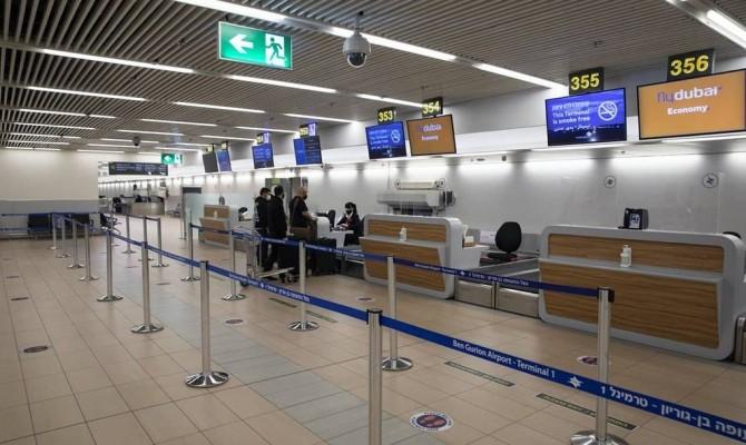 Израиль на неделю закрыл главный аэропорт страны