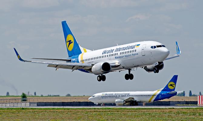 Украинские авиакомпании потеряли в 2020 году две трети пассажиропотока