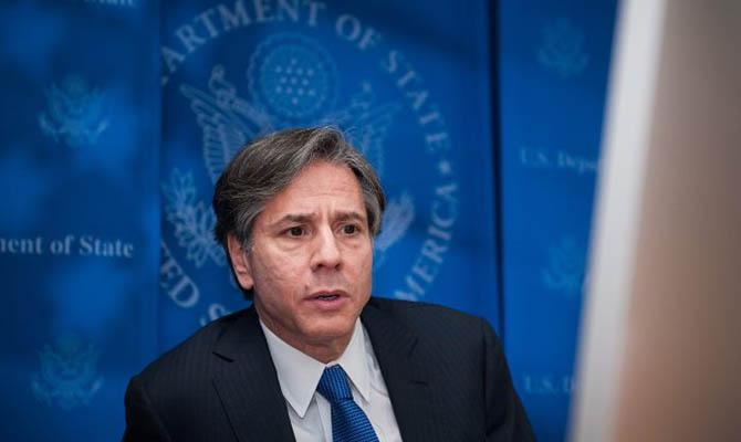 Госсекретарь США опроверг причастность Вашингтона к протестам в РФ