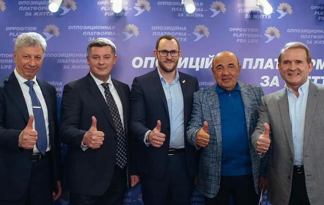 ОПЗЖ поведет на довыборы в Раду гендиректора закрытого телеканала