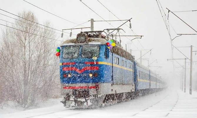 Из-за аварии в Днепропетровской области меняют маршруты движения поездов