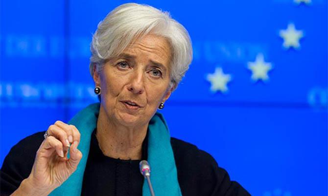 Глава ЕЦБ прогнозирует рост ВВП еврозоны на 4% в 2021 году