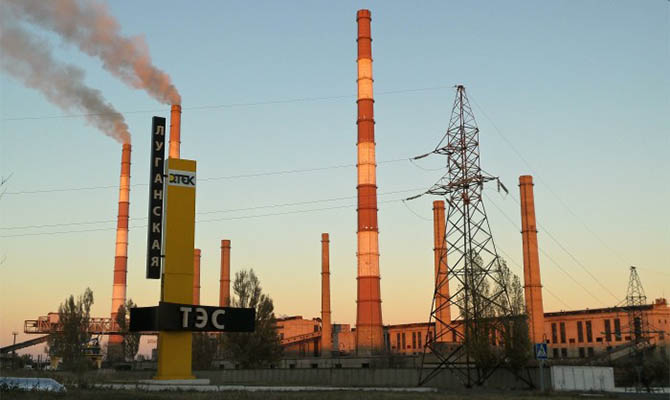 Ахметов остановил ещё два энергоблока