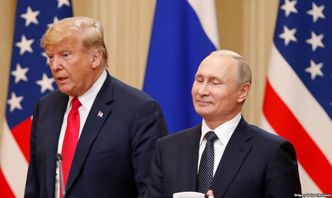 Байден может получить доступ к тайным разговорам Трампа и Путина