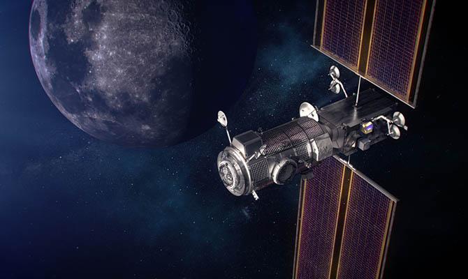 NASA в 2024 году начнет сборку окололунной станции