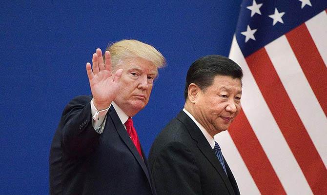 Си Цзиньпин назвал мировой катастрофой конфликт между США и КНР