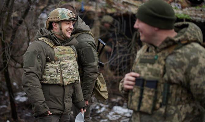 Зеленский озвучил цифры потерь Украины на Донбассе