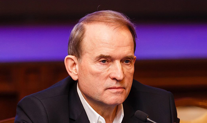 Медведчук: В действиях Зеленского и его команды есть признаки ряда тяжких уголовных преступлений