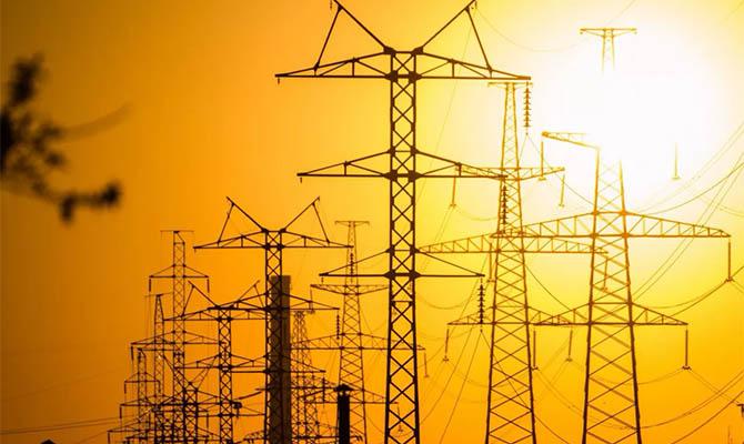 Украина увеличивает до максимума импорт электроэнергии из России
