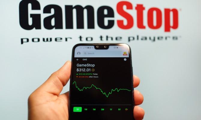 В США начали официальное расследование из-за ажиотажа вокруг акций GameStop