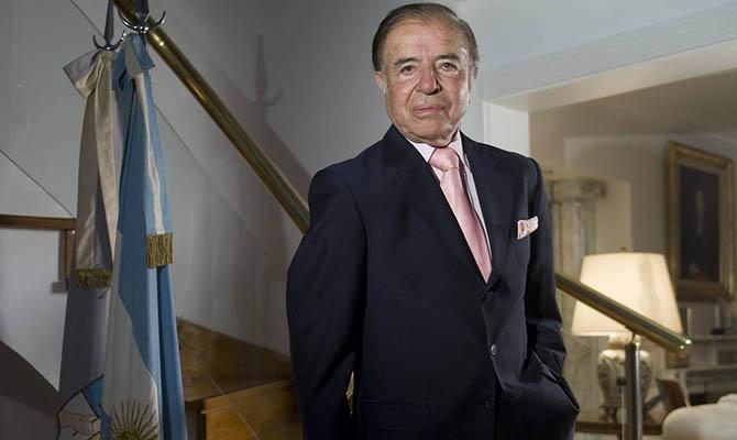 В Аргентине объявили трехдневный траур в связи со смертью экс-президента
