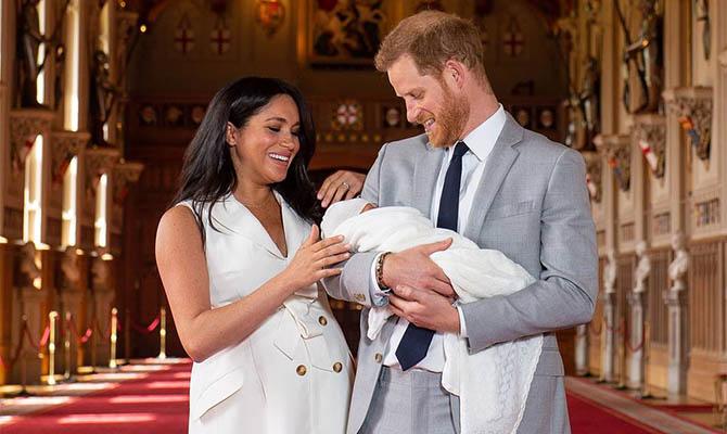 Принц Гарри и Меган Маркл снова ждут ребенка