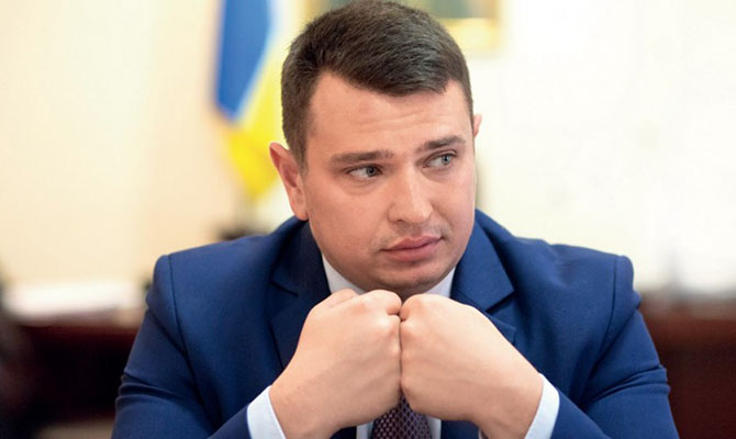 В Раде зарегистрирован законопроект Кабмина, который позволит уволить Сытника