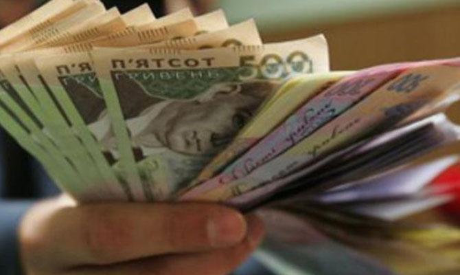 Почти 10% украинцев зарабатывают больше 25 тысяч гривен
