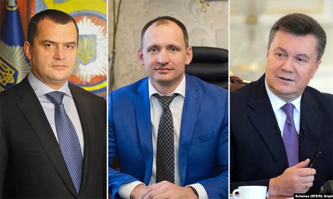 В разгар Майдана Янукович наградил Татарова по личному представлению Захарченко, - документ