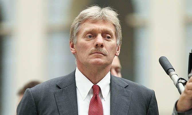 В Кремле назвали Украину недружественной страной