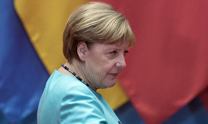Меркель разочарована отсутствием прогресса на Донбассе