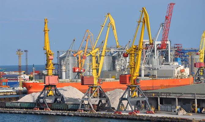 Компании из ОАЭ могут построить в Одессе марину и большой порт