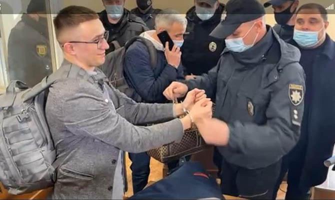 Ряд нардепов от «Слуги народа» потребовали судить Стерненко в Киеве