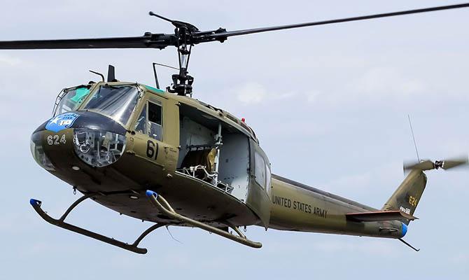 Одесский авиационный завод будет выпускать американские вертолеты Bell UH-1 Iroquois