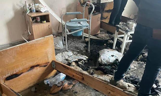 Возгорание в больнице в Черновцах не связано с электропроводкой, взрыва кислородного баллона не было, – мэр
