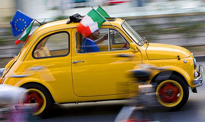 Госдолг Италии вырос до рекордных значений