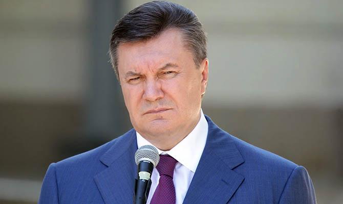 Швейцария скоро разморозит активы Януковича в этой стране