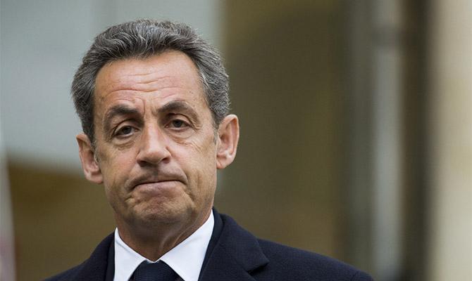 Бывший президент Франции Саркози получил реальный срок