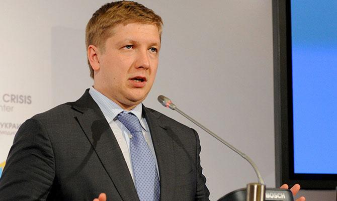 Глава «Нафтогаза» заверил, что Украина готова к вводу в строй «Северного потока – 2»
