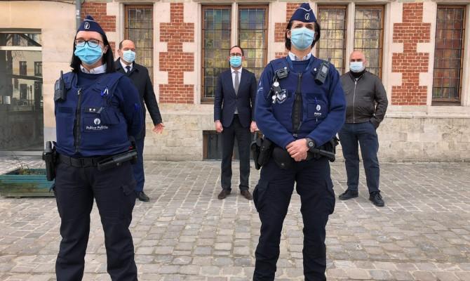 В Брюсселе на улицы вышли патрули для борьбы с домогательствами