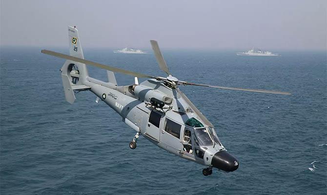 США заблокировали поставку турецких вертолетов Пакистану из-за российской системы ПВО