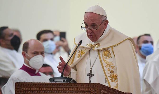 Папа Римский Франциск посетит Ливан, Венгрию и Словакию
