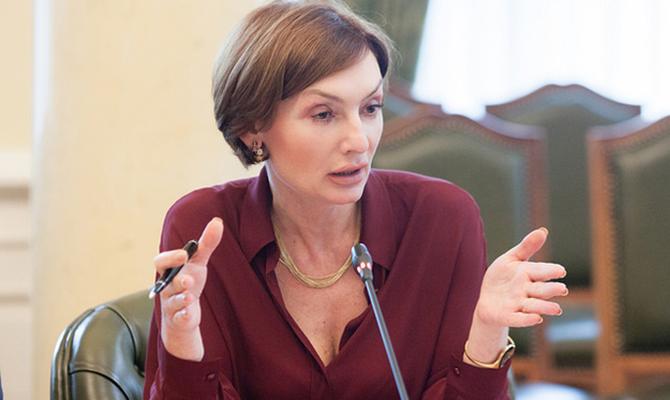 Рожкова заявила, что до сих пор не общается с главой НБУ