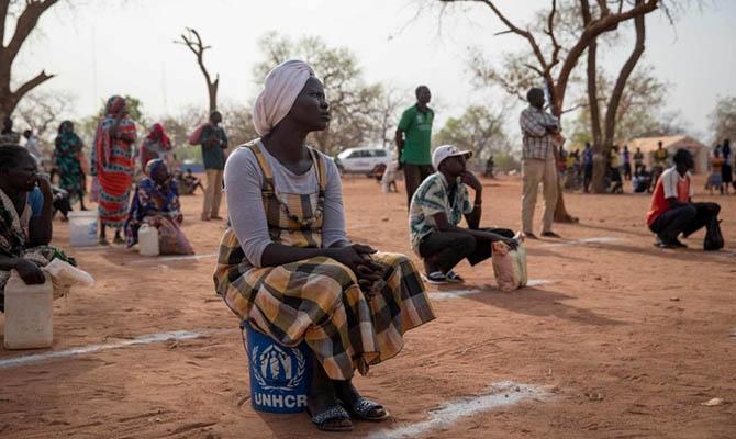 Генсек ООН заявил об угрозе голода для десятков миллионов людей