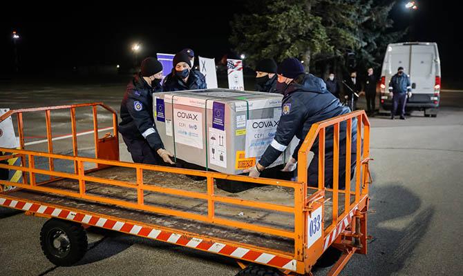 Австрия поможет Украине в получении вакцин через COVAX
