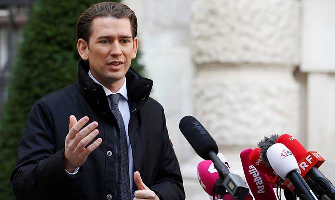 Канцлер Австрии сделает прививку препаратом AstraZeneca