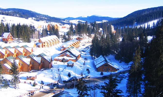 Курорт «Буковель» закрыт на карантин до 27 марта