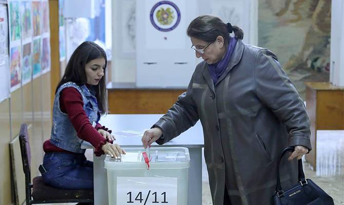 В Армении решили провести внеочередные парламентские выборы