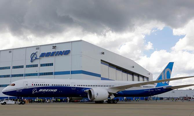 Регулятор США теперь будет самостоятельно проводить проверку самолетов Boeing