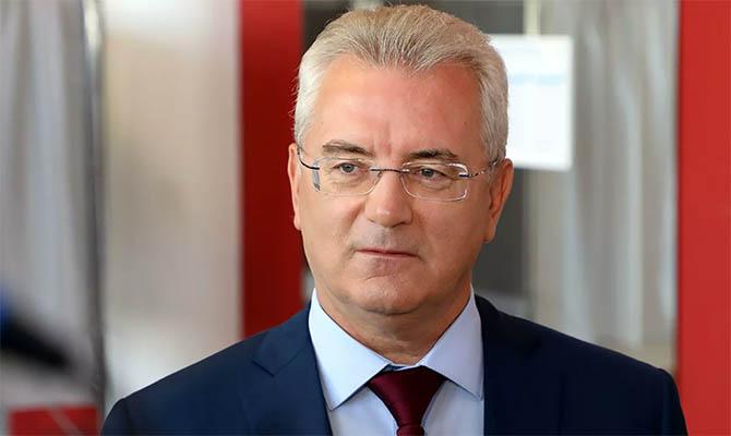 В России за взяточничество задержали губернатора одной из областей