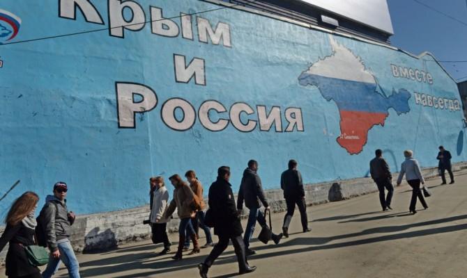 Украинцы разделились в вопросе подачи воды в аннексированный Крым