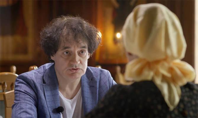 Известный украинский актер рассказал Оксане Марченко, как «жил на две семьи» и лечился от алкоголизма