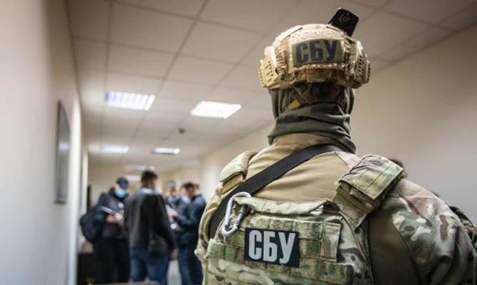 СБУ опять проводит обыски у членов общественного движения Медведчука