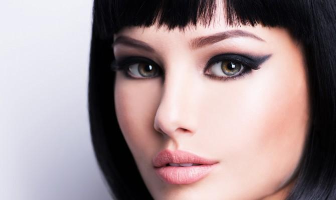 Foxy Eyes: натуральный макияж глаз с лифтинг-эффектом