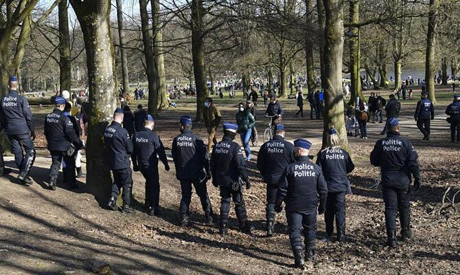 Первоапрельская шутка про несуществующий концерт привела к беспорядкам в Брюсселе