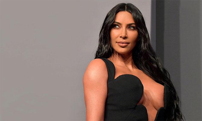 Ким Кардашьян официально стала миллиардершей