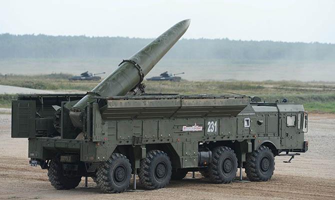 Аналитики сообщили о стягивании российских «Искандеров» к границе с Украиной